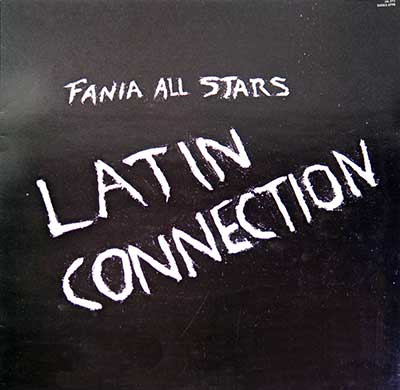 Thumbnail of FANIA ALL STARS - Latin Connection album front cover