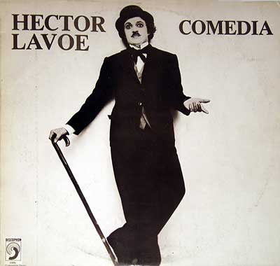 "Thumbnail Of  HECTOR LAVOE - Comedia with Willie Colon 12"" LP album front cover"