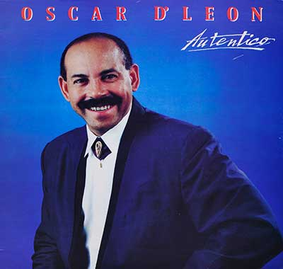 Thumbnail of OSCAR D'LEON - Autentico album front cover