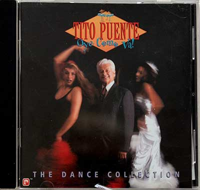 Picture Of  TITO PUENTE - Oye Como Va! Dance Collection album front cover