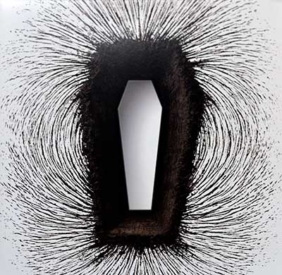 Picture Of METALLICA - Death Magnetic ( Blackened Records ) album front cover