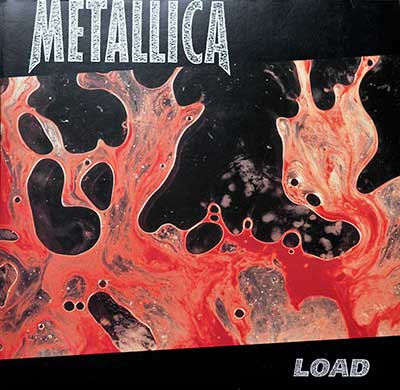 Picture Of  METALLICA - Load ( Blackened Records ) album front cover