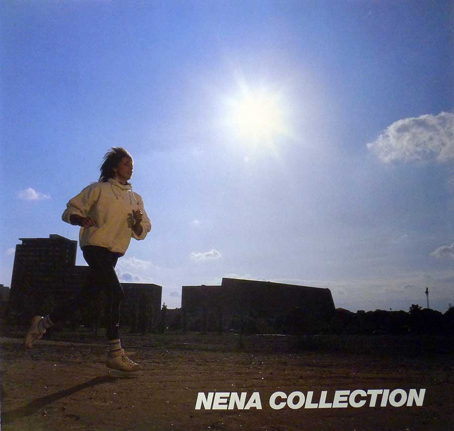 "Photo Two Of The Inner Sleeve NENA - Feuer Und Flamme + Collection 12"" LP Vinyl Album"