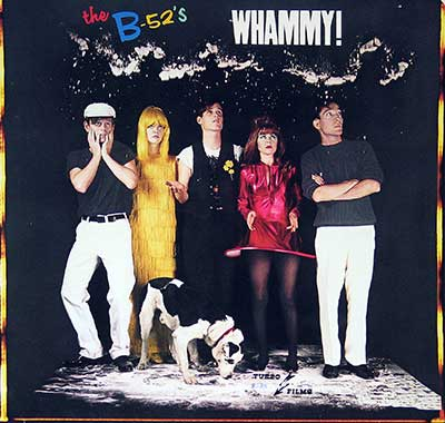 "Thumbnail Of  B-52's - Whammy! 12"" LP album front cover"