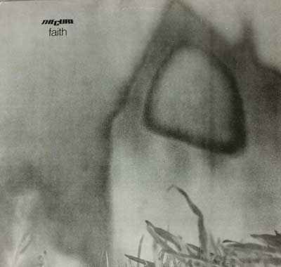 Thumbnail of THE CURE - Faith album front cover