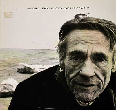 Thumbnail of THE CURE - Standing On A Beach - The Singles album front cover