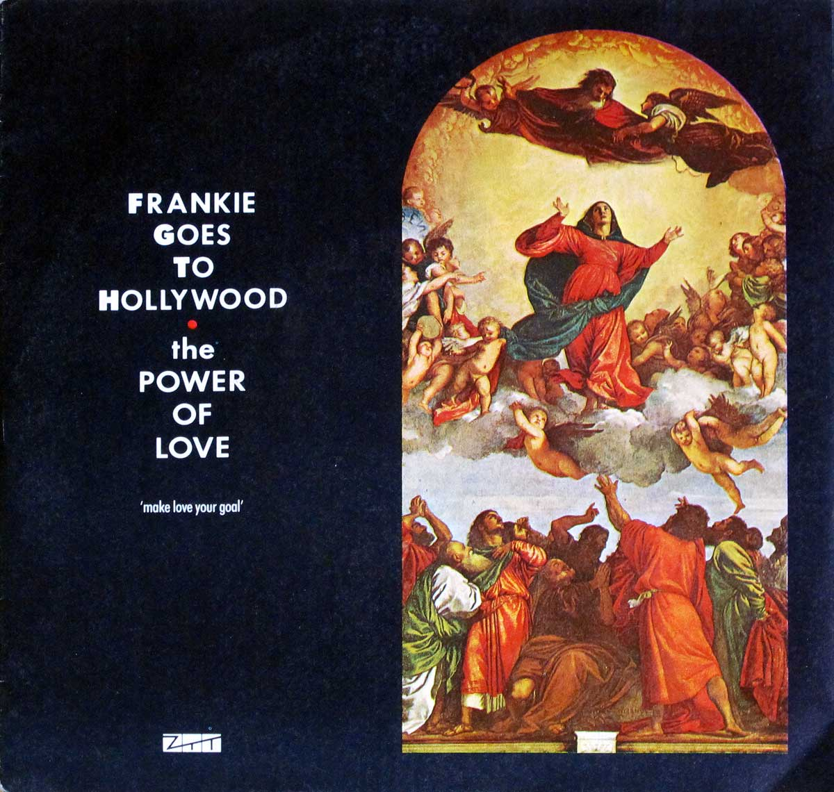 Album Front cover Photo of FGTH FRANKIE GOES TO HOLLYWOOD - Power of Love https://vinyl-records.nl/