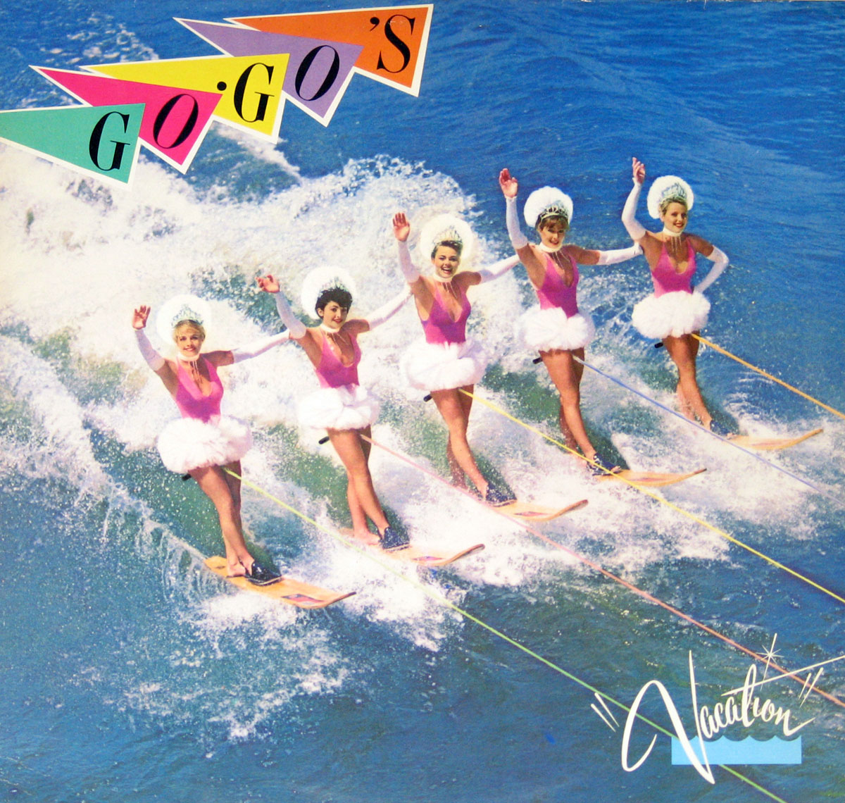 High Resolution #1 Photo Go-Go's - Vacation