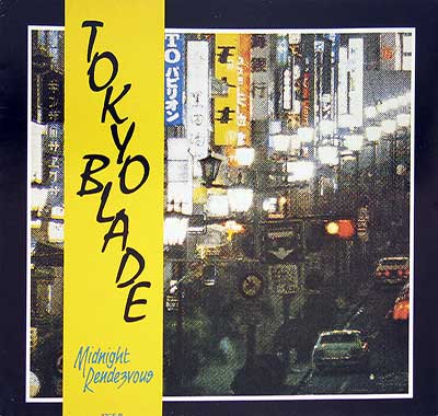 Thumbnail Of  TOKYO BLADE - Midnight RendezVous album front cover