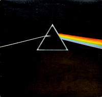 "PINK FLOYD - Dark Side of the Moon  12"" LP"