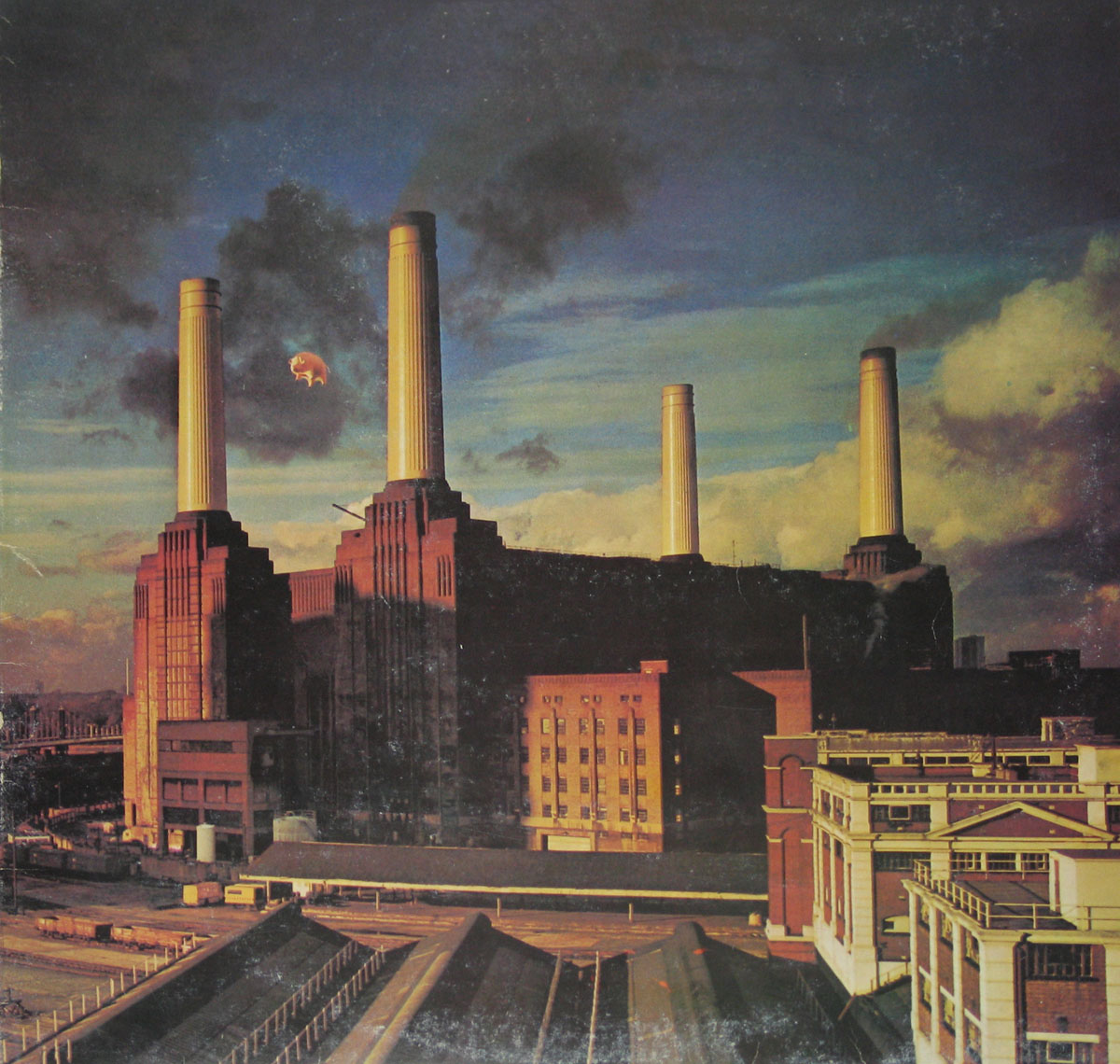 High Resolution Photo #1 PINK FLOYD Animals Yugoslavia