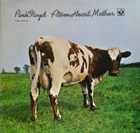 PINK FLOYD - Atom Heart Mother (3rd Canadian Release)