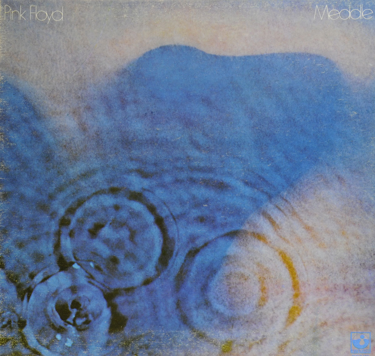 High Resolution Photo #1 PINK FLOYD Meddle Canada