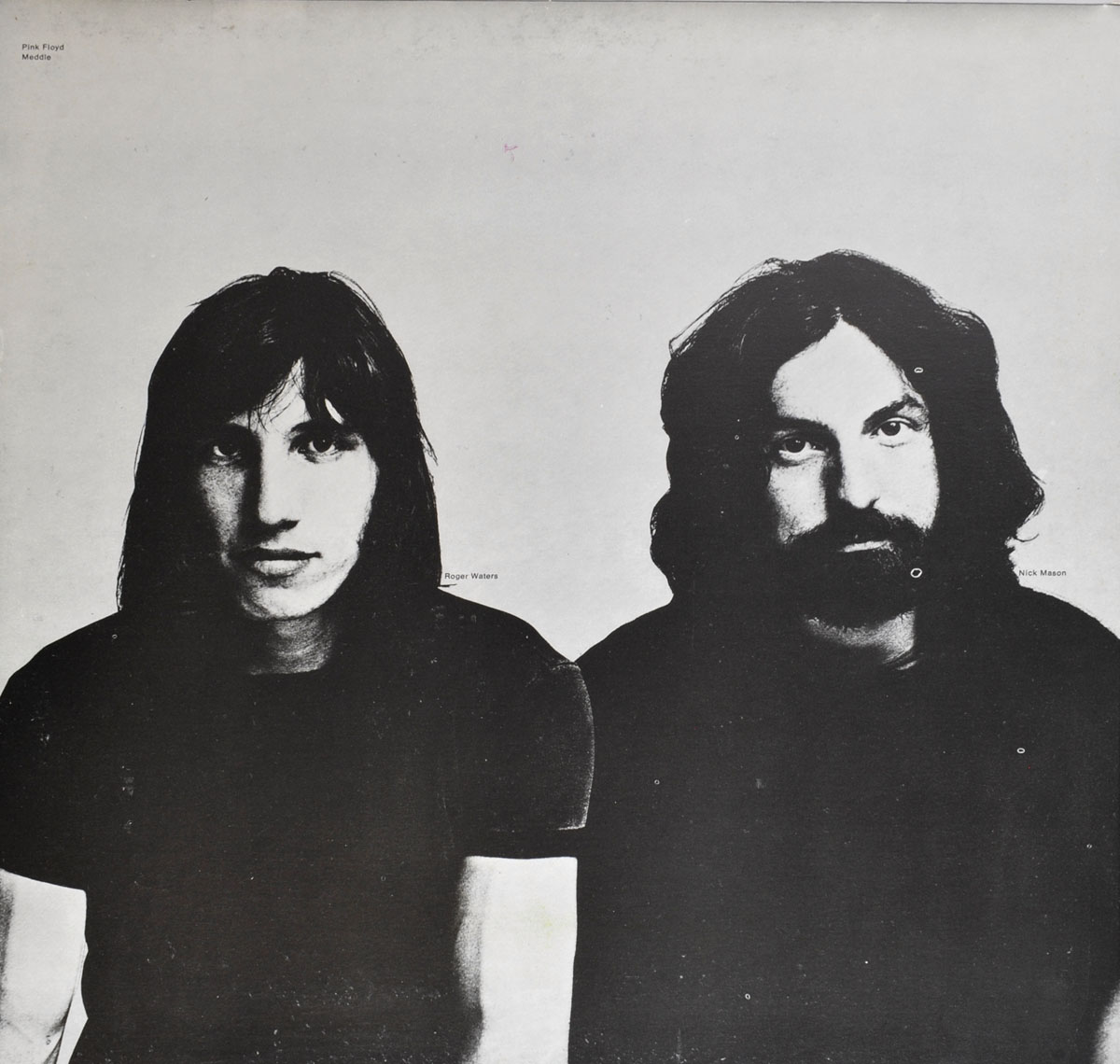 High Resolution Photo #3 PINK FLOYD Meddle Canada