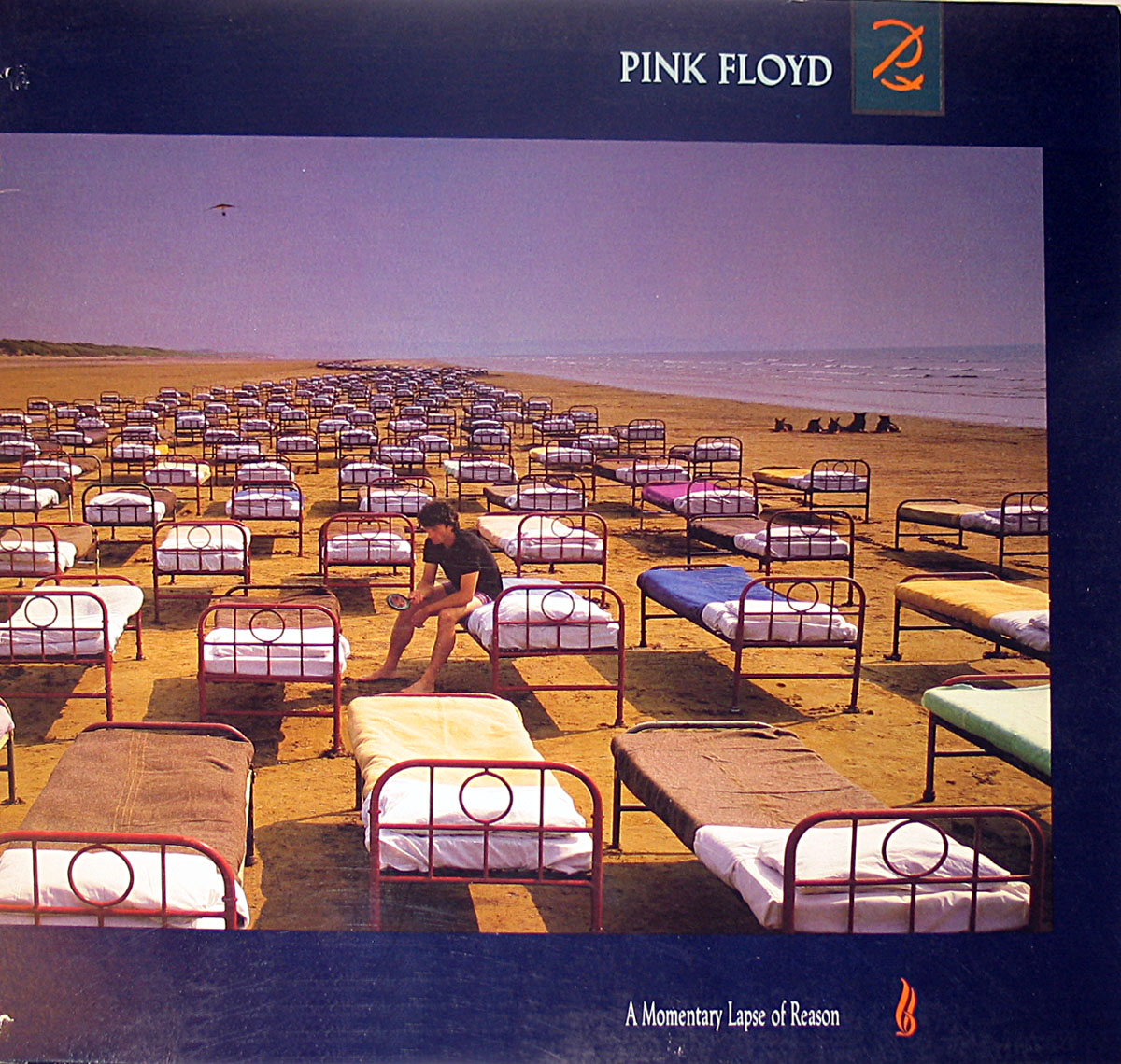 High Resolution Photo #1 PINK FLOYD Momentary Lapse Canada