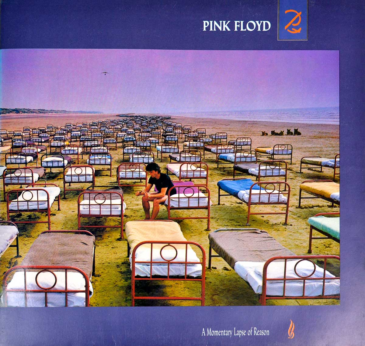 Album Front Cover Photo of PINK FLOYD Momentary Lapse of Reason