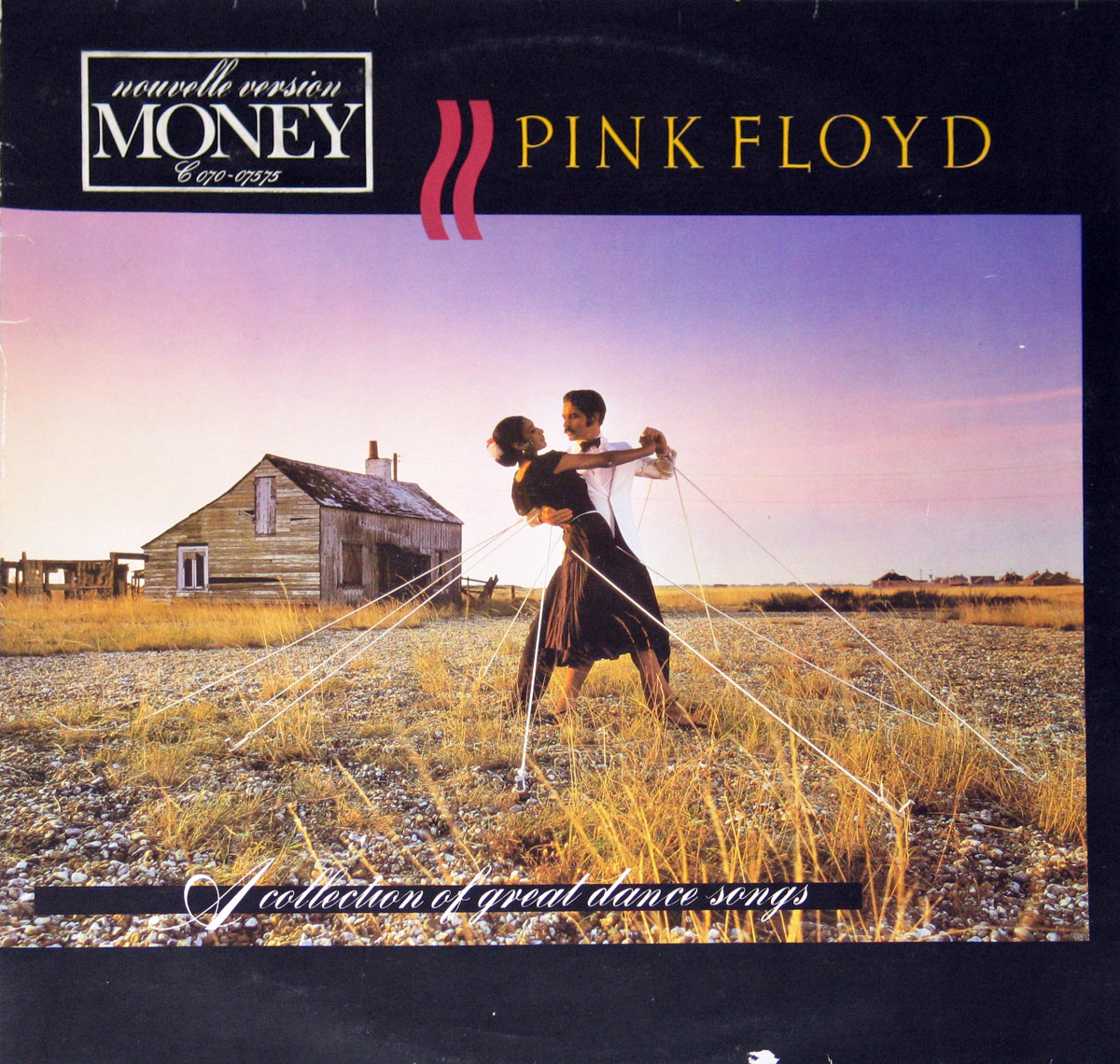 High Resolution Photo #1 PINK FLOYD Collection Dance Songs France