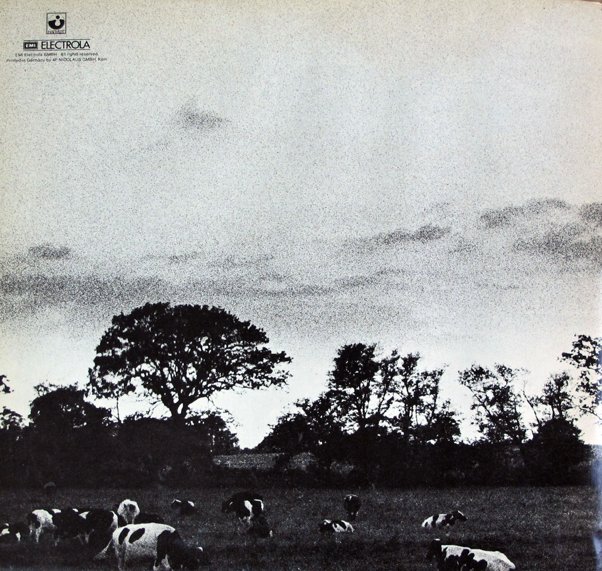 High Resolution Photo #3 PINK FLOYD Atom Heart Germany DE74
