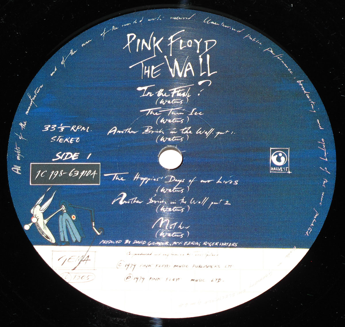 High Resolution Photo #4 PINK FLOYD Wall Germany