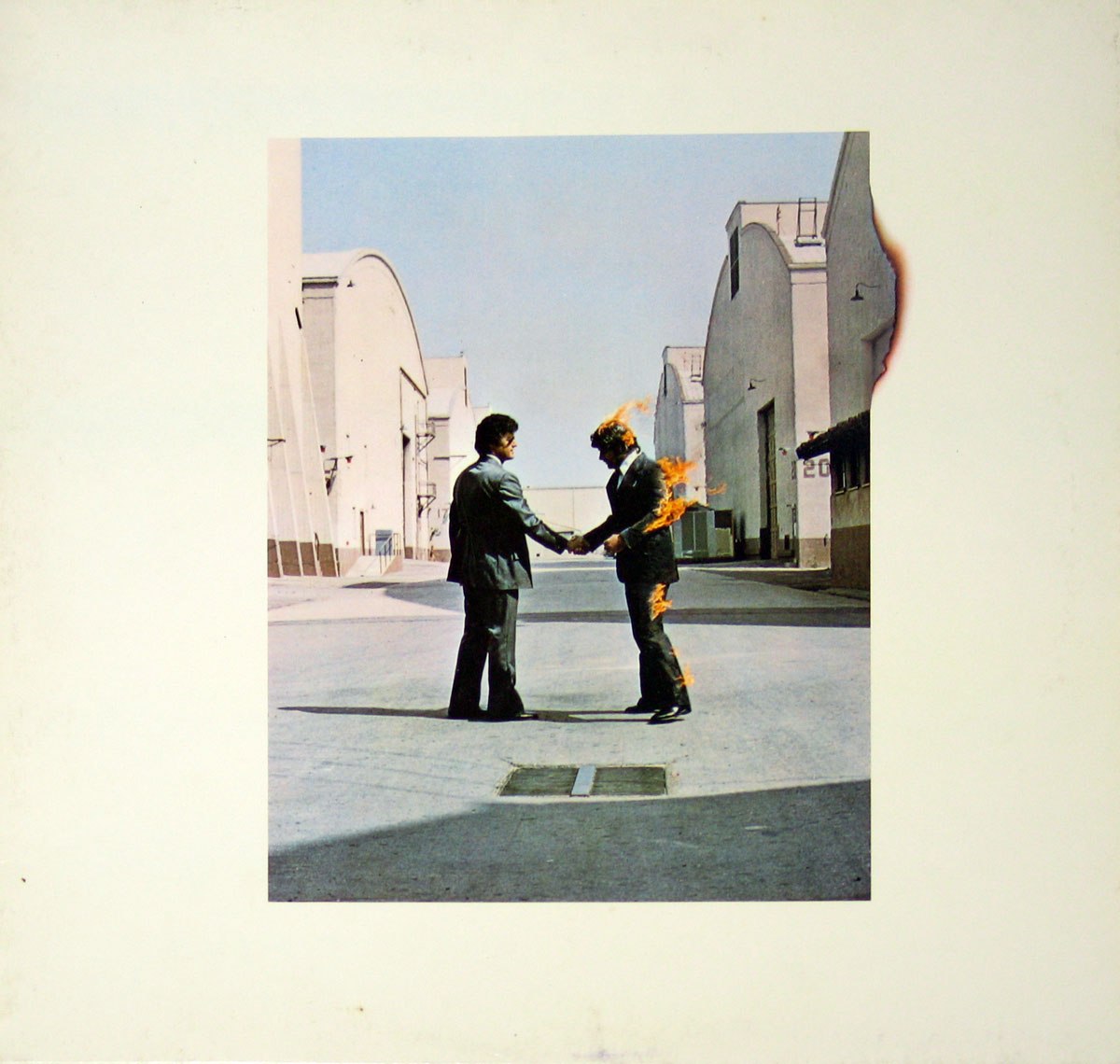 High Resolution Photo #1 PINK FLOYD Wish You Were Germany