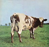 """Atom Heart Mother"" is the fifth studio album by English progressive rock band Pink Floyd, released in 1970 by Harvest and EMI Records in the United Kingdom and Harvest and Capitol in the United States. It was recorded at Abbey Road Studios, London,"