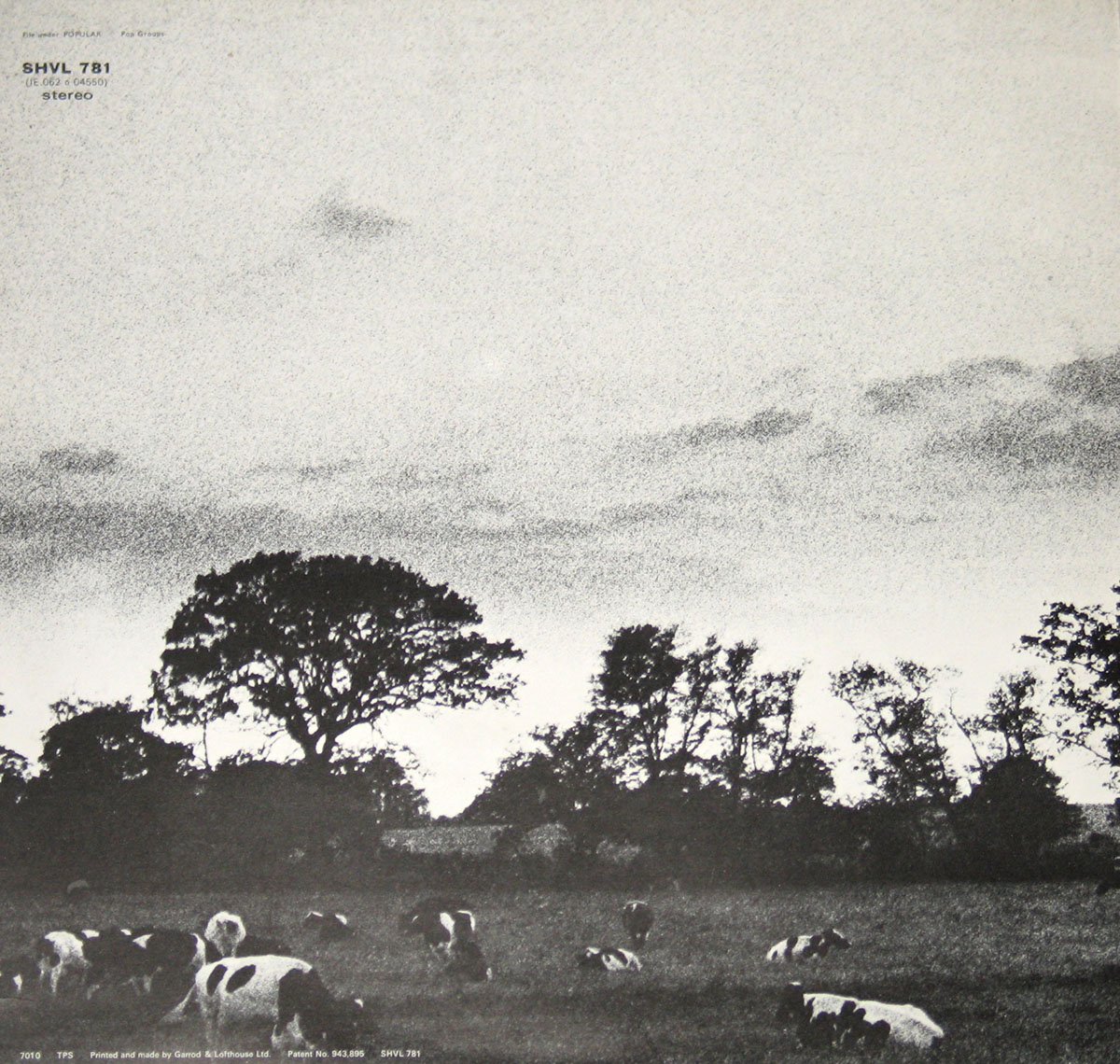 High Resolution Photo #3 PINK FLOYD Atom Heart Italy UKA4