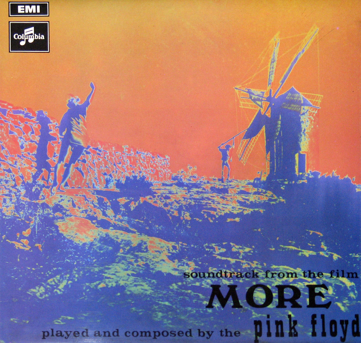 High Resolution Photo #1 PINK FLOYD More GB5