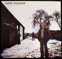 "David Gilmour Solo Projects 12"" LP"