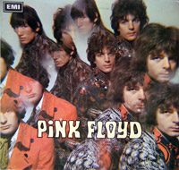 "PINK FLOYD - The Piper at the Gates of Dawn  12"" LP"