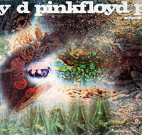 "PINK FLOYD - Saucerful of Secrets  12"" LP"