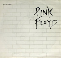 "PINK FLOYD - Wall, The  12"" LP"