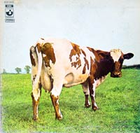 PINK FLOYD - Atom Heart Mother (Italy 1st Issue)