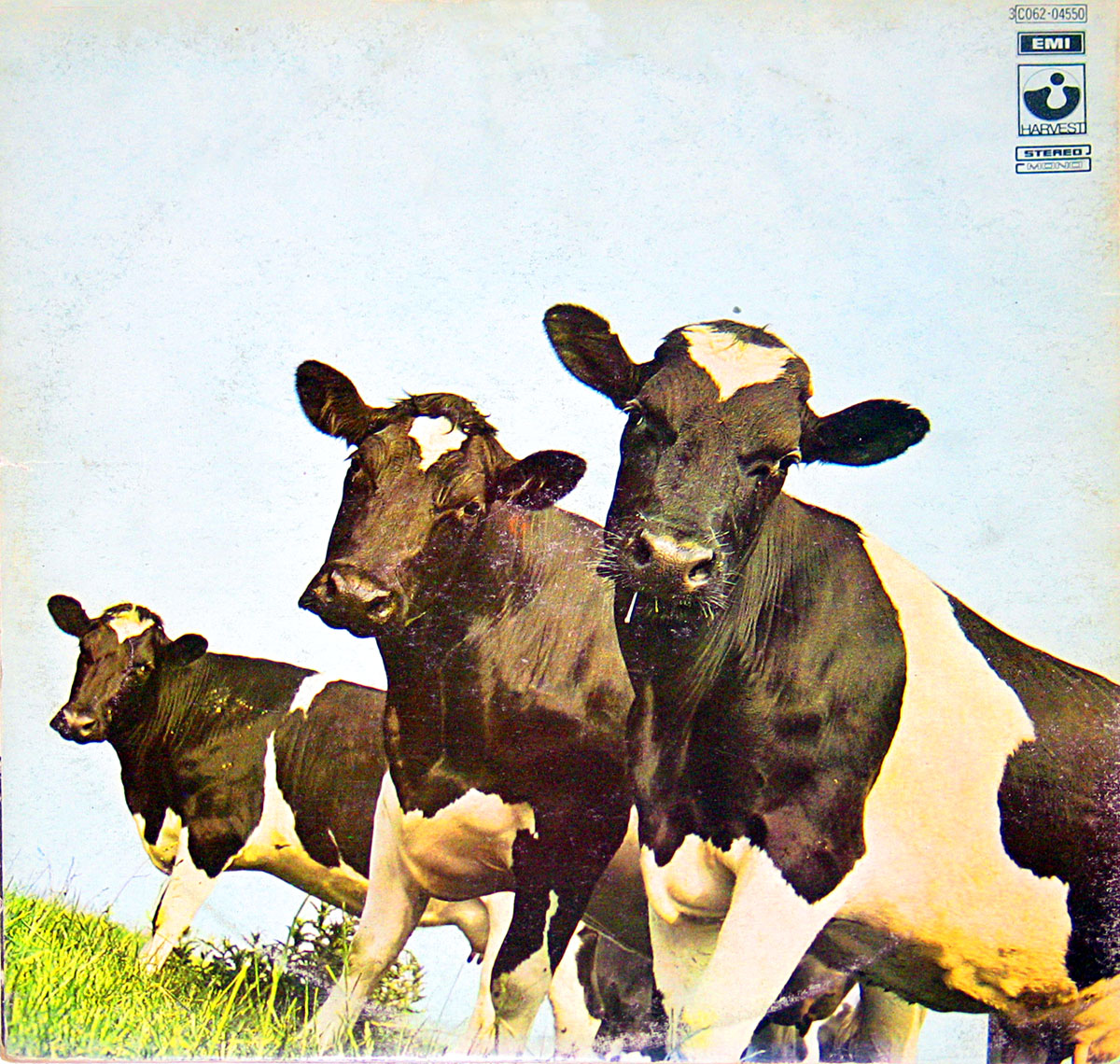 High Resolution Photo #2 PINK FLOYD Atom Heart Italy 1st2nd