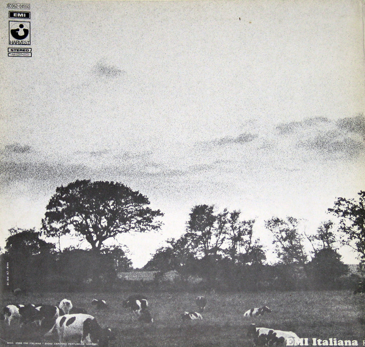 High Resolution Photo #3 PINK FLOYD Atom Heart Italy