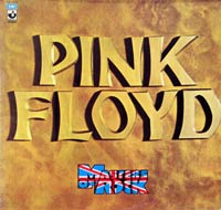 "PINK FLOYD - Masters of Rock (Vol 1)  12"" LP"