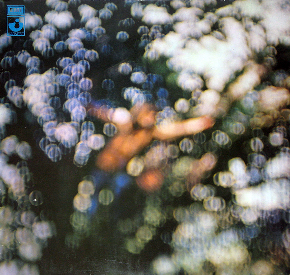 High Resolution Photo #1 PINK FLOYD Obscured Clouds Netherlands