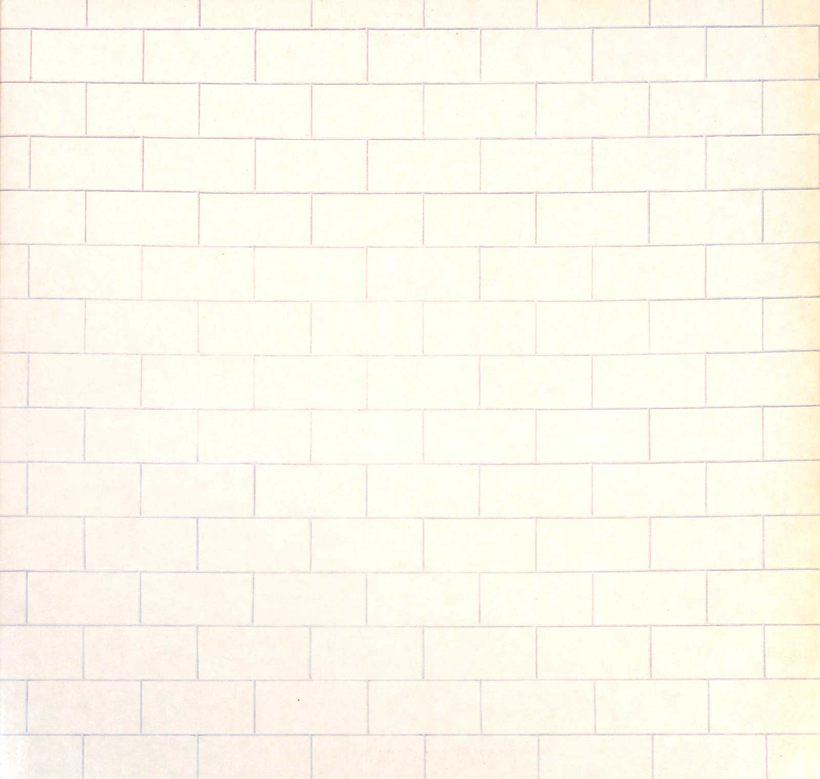 Album Front Cover Photo of PINK FLOYD - The Wall ( The Netherlands )