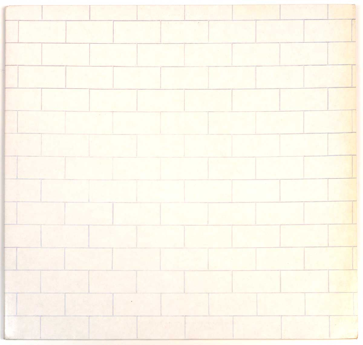 Front Cover Photo Of PINK FLOYD - The Wall ( The Netherlands )