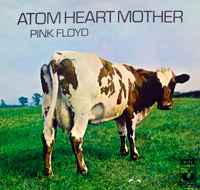 "PINK FLOYD - Atom Heart Mother 12"" LP"