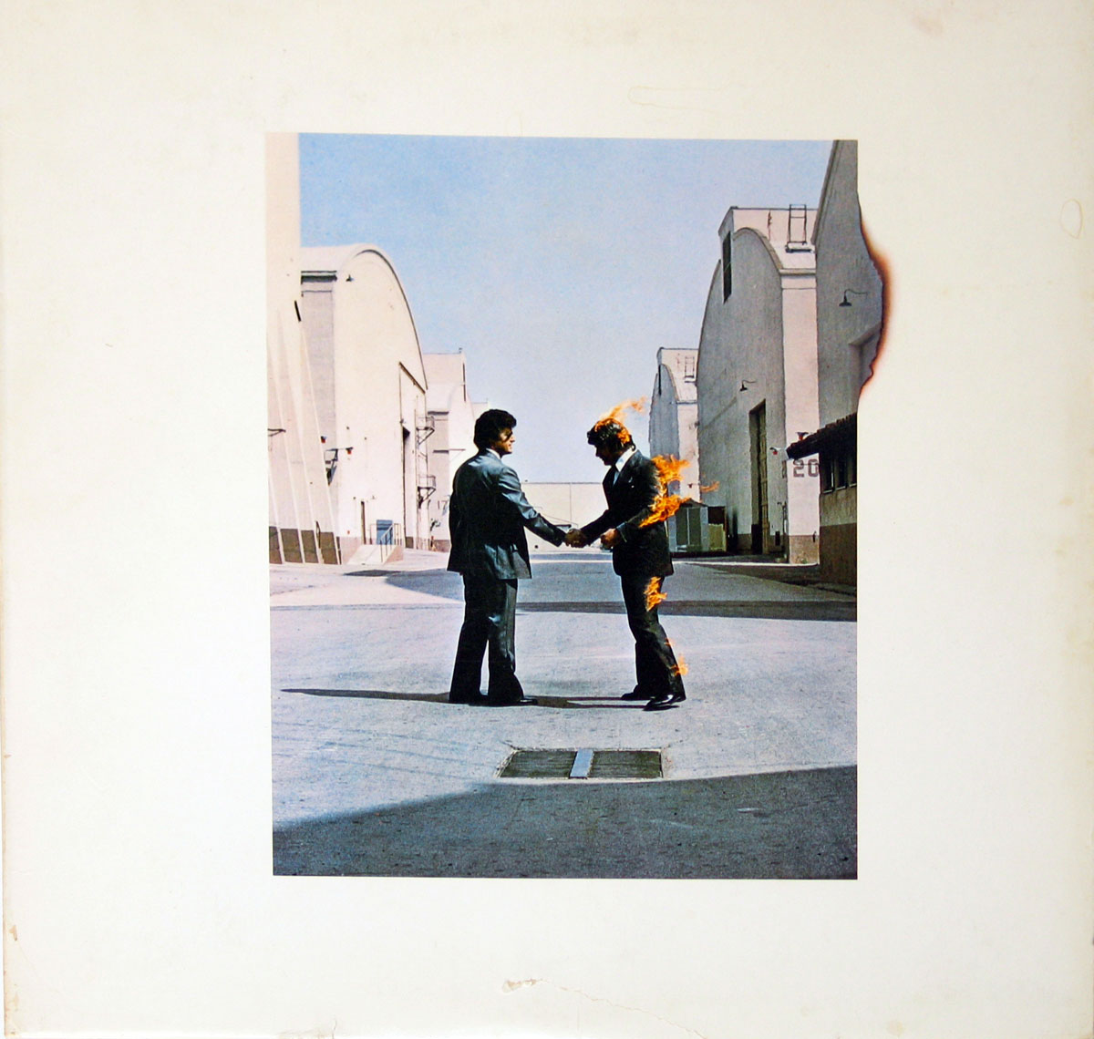 High Resolution Photo #1 PINK FLOYD Wish You Were Spain