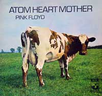 PINK FLOYD - Atom Heart Mother Special Edition Switzerland
