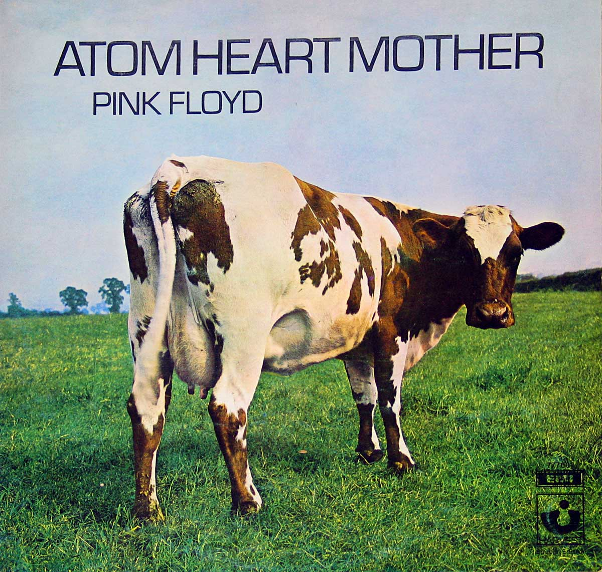 High Resolution Photo #1 PINK FLOYD Atom Heart Swiss Germany
