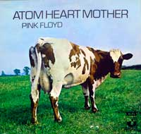 PINK FLOYD - Atom Heart Mother (Swiss Special Edition)