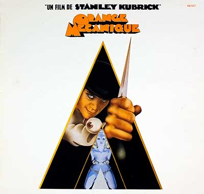 Thumbnail of ORANGE MECANIQUE, Clockwork Orange by Stanley Kubrick album front cover