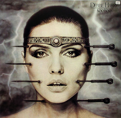 Thumbnail Of  DEBBIE HARRY - KooKoo album front cover