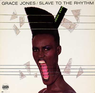 Thumbnail of GRACE JONES - Slave To The Rhythm album front cover