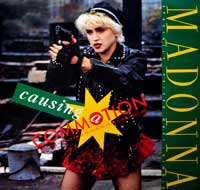 MADONNA - Causing Commotion