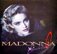 "MADONNA - Live to Tell 7"" Single"