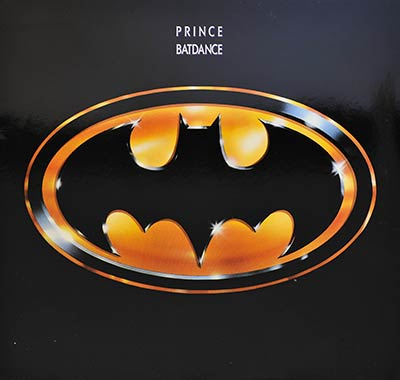 Thumbnail Of  PRINCE - Batdance album front cover
