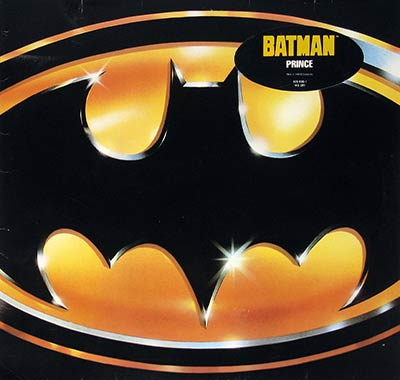 Thumbnail Of  PRINCE - Batman ( with Sheena Easton ) album front cover
